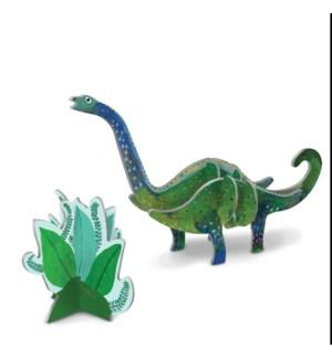 3D Dinosaurs Assortment (12)