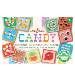 Candy Little Matching Game