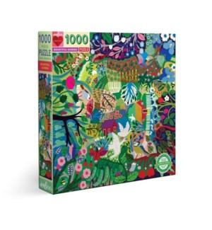 Bountiful Garden 1000 Pc Sq Puzzle