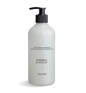 Fine Liquid Handwash 500 ml/16.9 fl oz Verbena di Sicilia Ivory