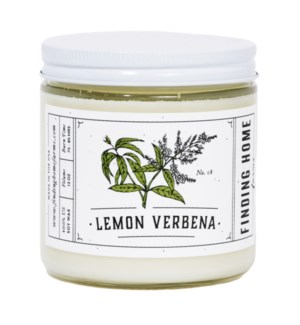 Lemon Verbena 13 oz Soy Candle