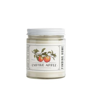 Empire Apple 7.5 oz Soy Candle Tester