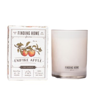 Empire Apple 10 oz Soy Candle