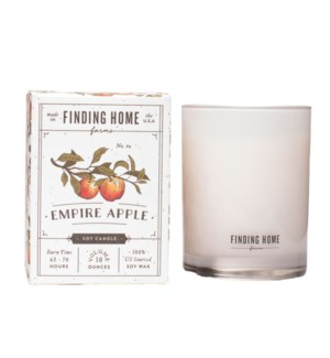 Empire Apple 10 oz Soy Candle Tester