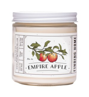 Empire Apple 13 oz Soy Candle