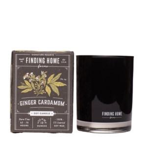 Ginger Cardamom 10 oz Soy Candle