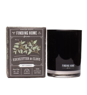 Eucalyptus & Clove 10 oz Soy Candle
