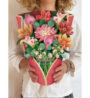 Dear Dahlia (36 Flowers with Envelope @$4.60)