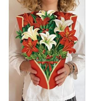 Winter Joy (36 Flowers with Envelope @$4.60)