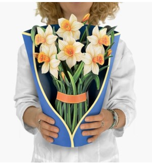 Daffodils (8 Flowers with envelope @$4.75 plus 1 display sample)