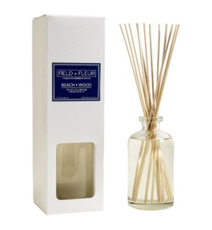 BEACH WOOD DIFFUSER 6oz CTN. 6