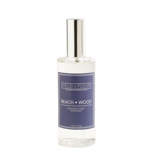 BEACH WOOD FRAGRANCE MIST 4oz  TESTER FREE W/3 CTNS OR MORE   CTN. 1