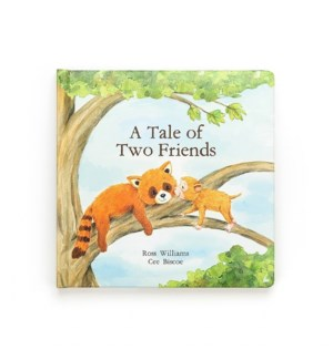 A Tale Of Two Friends Book