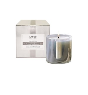 15.5oz Champagne Holiday LE Candle