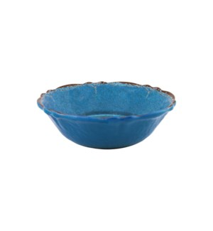 ANTIQUA CEREAL BOWL BLUE