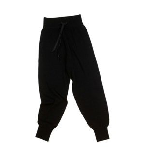 Anywear Jogger-Black-Small (Size 2-4)
