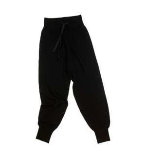 Anywear Jogger-Black-Extra Large (Size 14-16)