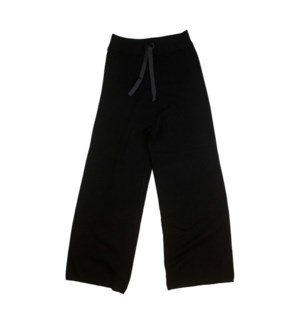 Anywear Palazzo Pant-Black-Medium (Size 6-8)