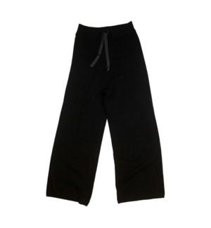Anywear Palazzo Pant-Black-Extra Large (Size 14-16)