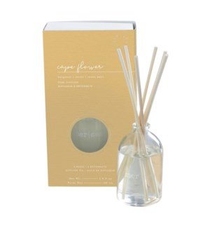 100 mL glass scent diffuser - Cape Flower