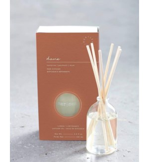 100 mL glass scent diffuser - Dune