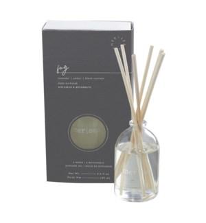 100 mL glass scent diffuser - Fog  TESTER