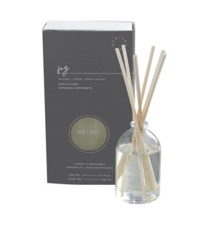 100 mL glass scent diffuser - Fog