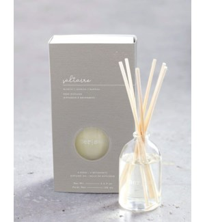 100 mL glass scent diffuser - Saltaire TESTER