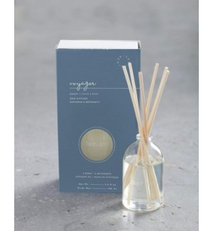 100 mL glass scent diffuser - Voyager  TESTER
