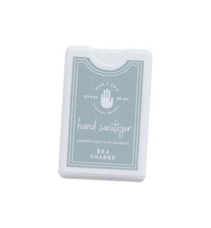 0.7 oz. Pocket Hand Sanitizer-Sea Change