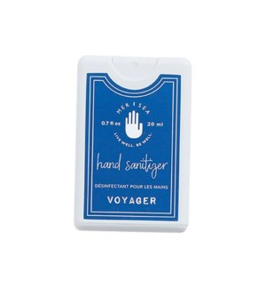 0.7 oz. Pocket Hand Sanitizer-Voyager