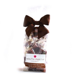 Choc/salt 10oz gift bag
