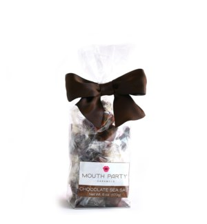 Choc/salt 6oz gift bag