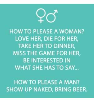 $BEV- PLEASE A WOMAN