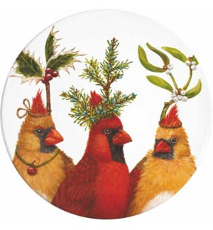 "7"" APPETIZER PLATE - HOLIDAY PARTY"