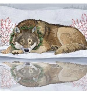 $BEV- WOLF REFLECTED