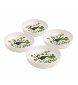 BAMBOO BOWL SET (4)-BODRUM