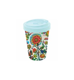 BAMBOO TRAVEL CUP W/LID- QUITO