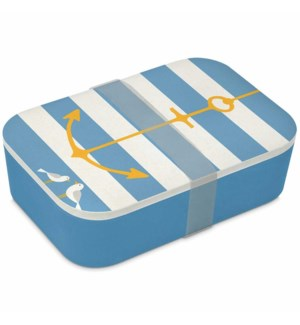 BAMBOO BOWL LUNCH BOX - ANCHOR