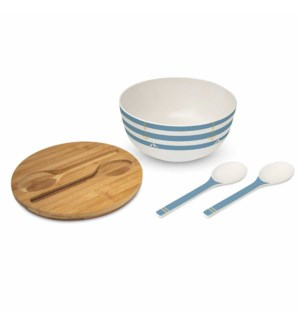 BAMBOO SALAD BOWL-ANCHOR