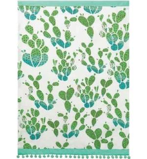 Arboretum I Printed Kitchen Towel