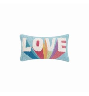 3D Love M/2 Hook Pillow Pf