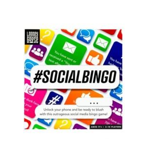 #SocialBingo