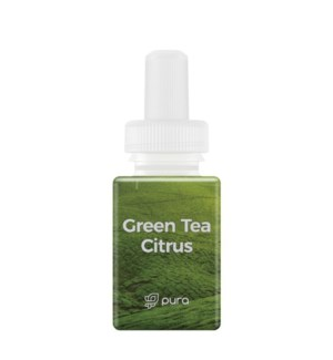 Green Tea Citrus (Pura)