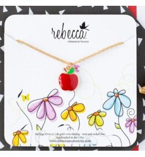 Apple Necklace - Children's