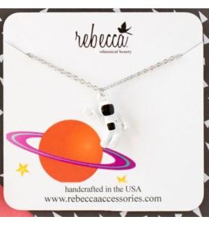 Astronaunt Necklace Children's