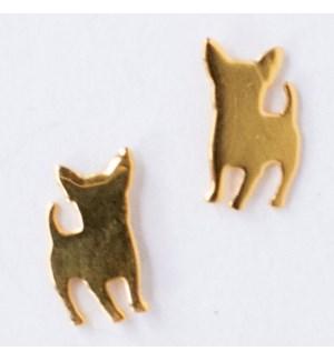 Chihuahua Post - Gold