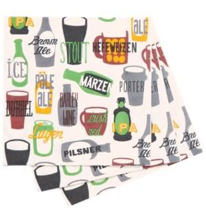 Beer Paper Napkin