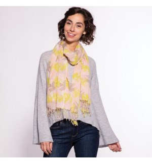 Ana Yellow Scarf