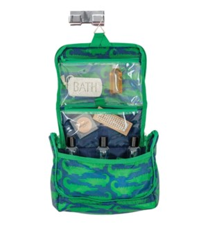 Alligators Hanging Toiletry Bag